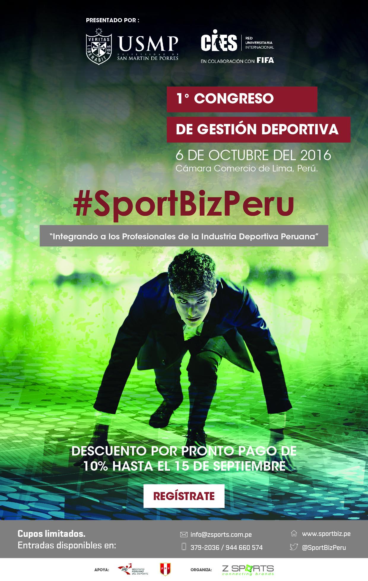 Afiche SportBizPeru16