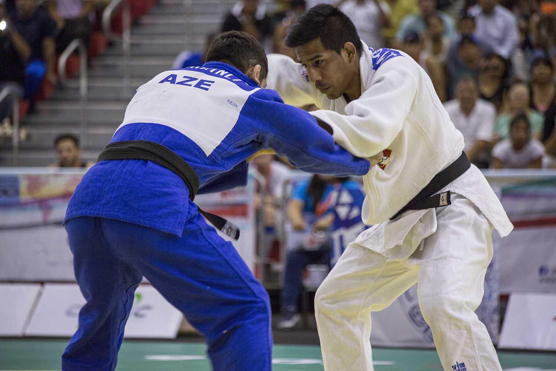 Alrededor de 40 judocas peruanos participarán en este torneo (Foto: IPD).